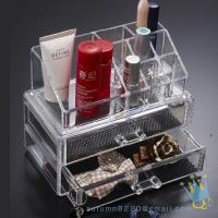 Quality clear acrylic lockable storage box wholesale