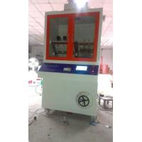 China Insulating Materials Smoke Density Chamber , IEC 6162 High Voltage Low Current Arc Test Chamber on sale