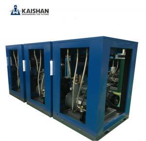 Cheap LGCY-12/10 Kaishan air compressor/Portable diesel screw air compressor for sale