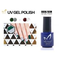 No Shrinkage Gel Uv Nail Polish , Healthiest Organic Gel Nail Polish Blue Color