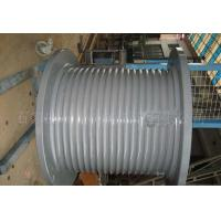 Quality High Strength Steel Whole Winch Drum for Hoist Equipment and Towing Winch wholesale