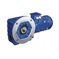Quality K series helical bevel gear reducer stepper motor wholesale