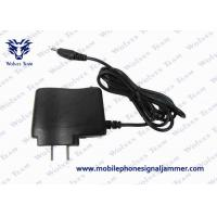 China Black Color Portable Power Charger , 5 Volt DC Charger 100 - 240V Input on sale