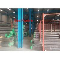 Quality SSAW LSAW LSAW HFW Duplex Steel Pipe , Mild Steel Seamless Tube CE Certificated wholesale