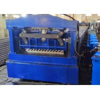 Buy cheap Cargo Truck Sheet Roll Forming Machine, Cargo Container Board Rollforming Line from wholesalers