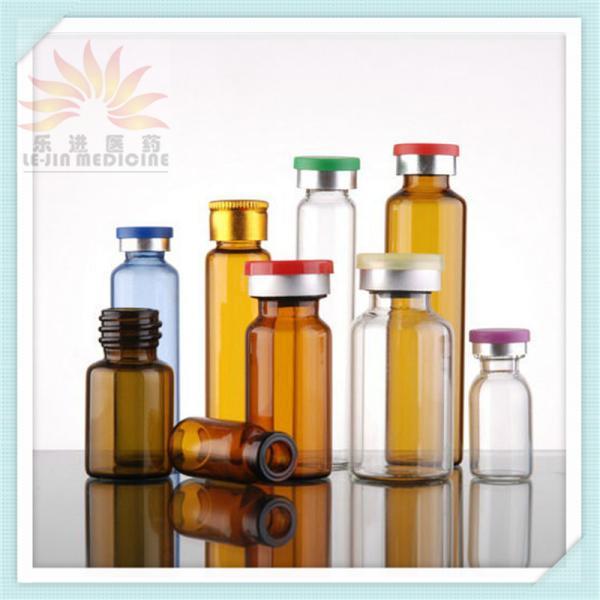 Cheap 10ml Tubular Glass Vials for Antibiotics (LJ-PP-24) for sale