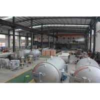 Quality OEM Graphite Furnace Systems , High Temperature Vacuum Furnace 1600 ° C wholesale