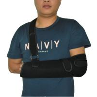 Quality SI -05 Reticulation Cloth Shoulder Sling With Abduction Pillow , Comfortable wholesale