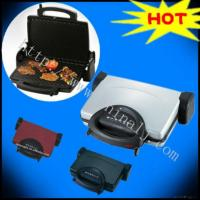 Quality Contact Grill/barbecue Grill /double Temperature Control Contact Grill wholesale