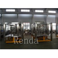 Quality 9KW Bottled Water Carbonated Drink Filling Machine 10000 BPH ISO Certification wholesale