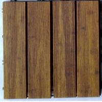 Quality DIY Outdoor Bamboo Decking Tiles wholesale