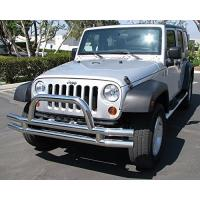 Quality Black Jeep Wrangler Front Bumper wholesale