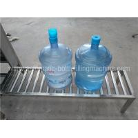 Quality 20 L Big Bottle Fully Automatic 5 Gallon Water Filling Machine Small Producting Plant wholesale