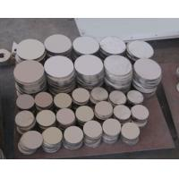 Quality SS 304 304L 410S Round Hot Rolled Stainless Steel cutting ROUND plate For Electricity Industry wholesale