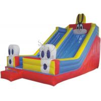 Quality 2014 hot sell inflatable water slide / inflatable slide games with EN14960 certificate wholesale