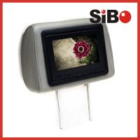 Quality Taxi  cab Geo Location Dependent Advertising Headrest screen wholesale