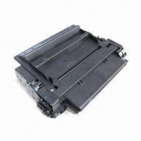 China Remanufactured Black Toner Cartridge with 7,000 Pages of Printing Yield on sale
