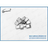 China Aluminum Alloy Cemented Tungsten Carbide Saw Tips For wood Composite Board on sale