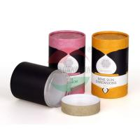 Buy cheap Round Paper Composite Cans For Coffee Powder Packaging , Cylinder Paper Tube Packaging product