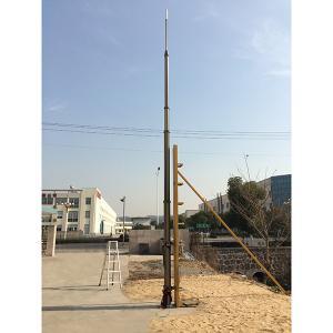 Quality 12m non-lockable pneumatic telescopic masts-80408120 wholesale