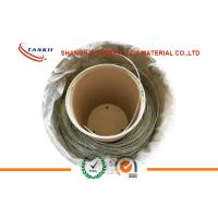Quality Kanthal A1 Heating Alloy Wire Rod Fecral Wire For High Temperature Resistance Furnace wholesale