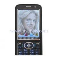 China 3.0inch Quad Band Dual SIM Card Dual Standby TV Mobile Phone A968 on sale