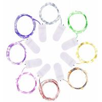 Quality Multi Colored Micro Led String Lights IP65 Outside For Party Decorative wholesale