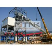 Cheap hzs statioanry concrete batching plant for