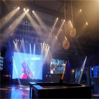 Buy cheap high quality full color Die Casting Aluminum Indoor p4.81 LED Display Screen for Rental from wholesalers