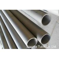 Quality WNR 1.4762 Super Ferritic Stainless Steel Heat Exchanger Tube Large Diameter wholesale