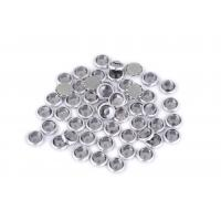 Quality Strong Glue Korea Loose Hotfix Rhinestones Lead Free Round Shape For Dress wholesale
