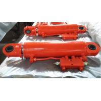 China Tractor Loader Welded Hydraulic Cylinders Push Pull Welded 3000PSI Pressure on sale