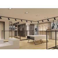 Cheap Elegant Design Men Retail Apparel Fixtures With Dis - Assembly Structures for sale