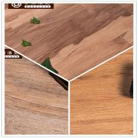 Quality 3W Avoid Glue/Interlocking/Environmental Protection/Home DecK/Wood Grain PVC Floor(6-8mm) wholesale