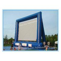 Quality Custome-Made High Quality Airtight Inflatable Movie Screen for Rental(CY-M1571) wholesale