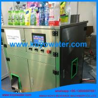 Quality doypack bag with cap/doypack filling machine/standing pouch with straw/straw bag filling capping machine wholesale