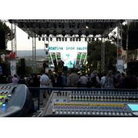 Quality Stage Performance Exterior P4.81Rental Led Screen for Outdoor Events wholesale