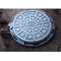 Quality Circular Cast Iron Inspection Chamber Covers Slip Resistance 450X450 Mm wholesale