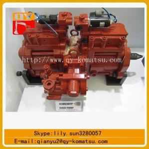 OEM kawasaki hydraulic pump, k3v63dt k3v112dt k3v140dt hydraulic pump