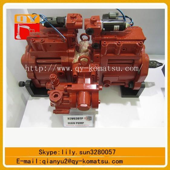 Cheap OEM kawasaki hydraulic pump, k3v63dt k3v112dt k3v140dt hydraulic pump for sale