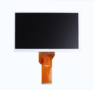 "Quality OEM 800*480 12 O' Clock 7"" TFT LCD Display wholesale"