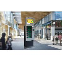 China Free Use Indoor Mobile Phone Charging Stations For Library Restaurant on sale