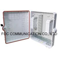 Quality 96 Core Wall / Pole Mount Outdoor Fiber Enclosure For Connection And Protection wholesale
