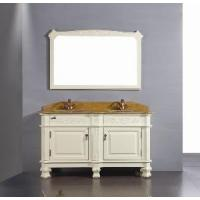 Quality White Solid Wood Bathroom Cabinet (MY-7494) wholesale