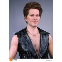 Quality 2017 New Celebrity Wax Figures Famous Rock Singer Wax Figure For Sale wholesale