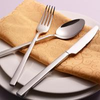 Quality High quality SOLA stainless steel hotel cutlery /flatware/tableware/dinnerware/knife fork wholesale
