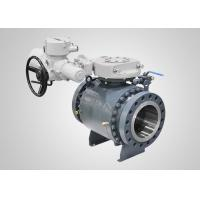 Buy cheap Electric Actuated Ball Valve Motorized On-off & Modulating Type Automation from wholesalers