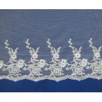 China new cotton flower picture embroidery lace trimming(Item No. HF-C1181#) on sale