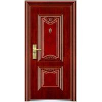Cheap high quality exterior steel door of lvhuili1990 for Cheap external doors for sale