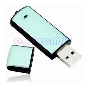 China Mini 4GB Hidden Spy Pen Digital Audio USB Voice Recorder on sale